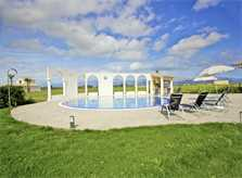 Pool Ferienhaus Mallorca Norden PM 4272