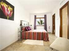 Schlafzimmer Ferienvilla Mallorca Norden PM 4272
