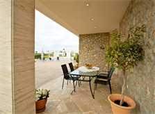 Terrasse Ferienvilla Mallorca Norden PM 4272