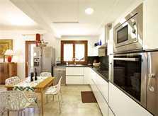 Küche Ferienhaus Mallorca Norden PM 4273