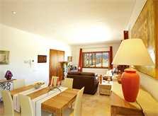 Wohnraum Ferienhaus Mallorca Norden PM 4273