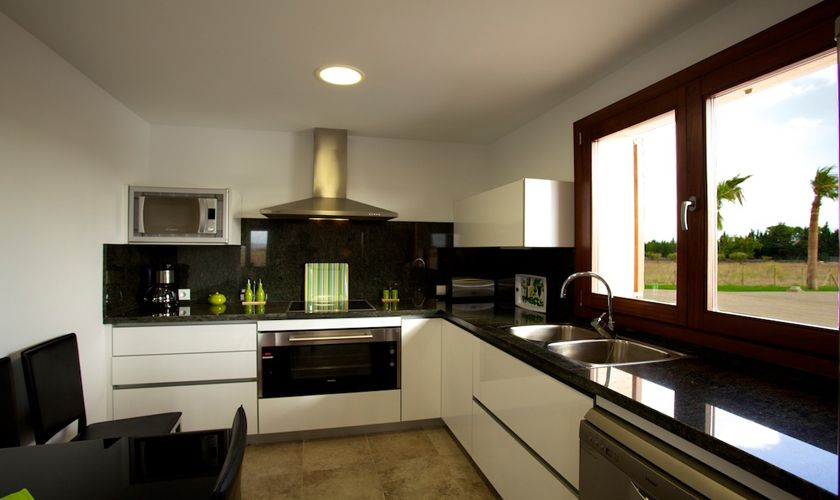 Küche Ferienhaus Mallorca Norden PM 427