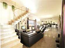 Wohnraum Ferienhaus Mallorca Norden PM 427