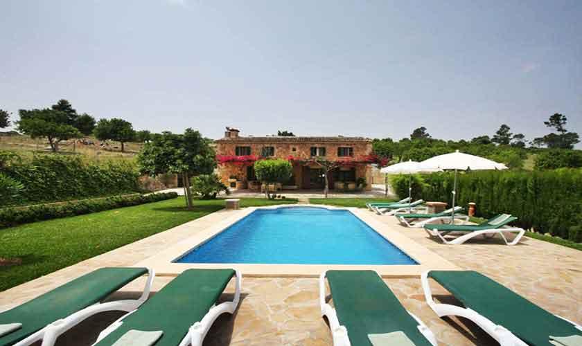 Pool und Finca Mallorca Norden 8 Personen PM 430