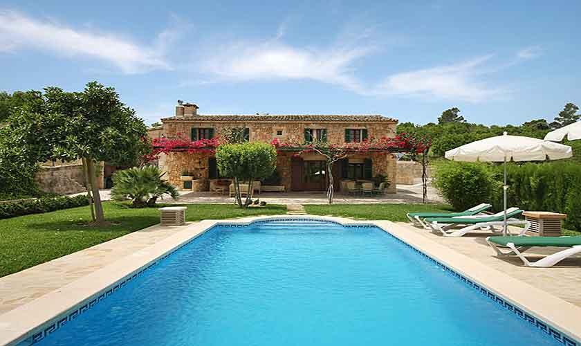 Pool und Finca Mallorca 8 Personen PM 430