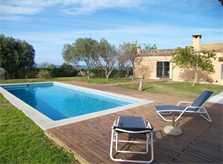 Pool und Finca Mallorca Nordküste PM 442