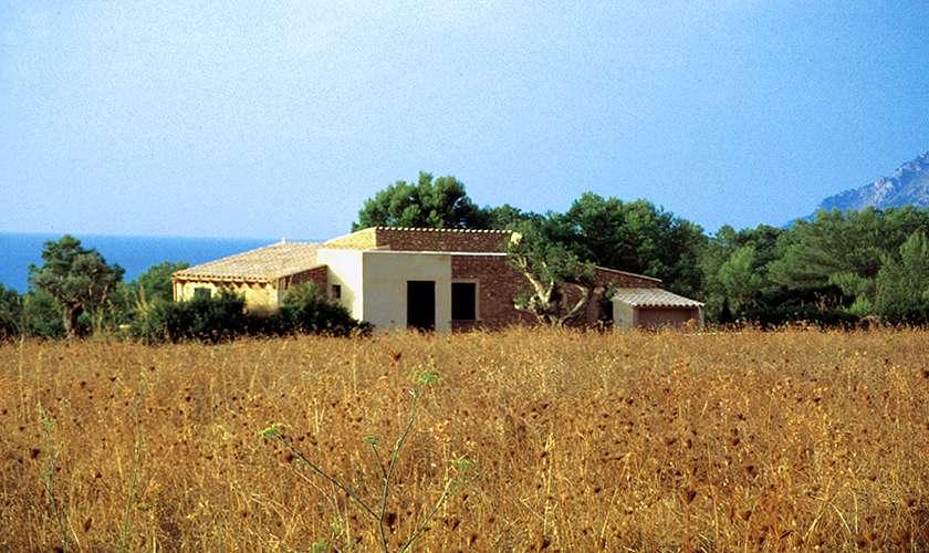 Blick auf die Finca Mallorca 4 Personen PM 444