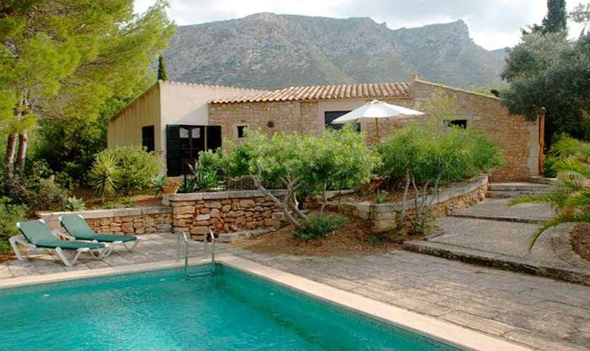 Pool und Finca Mallorca 4 Personen PM 444