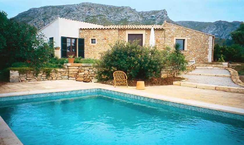 Pool und Ferienfinca Mallorca 4 Personen PM 444