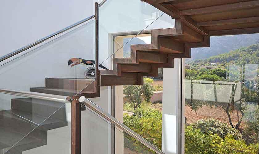 Treppe Ferienhaus Mallorca Nordküste PM 450