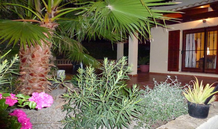 Abendstimmung Ferienhaus Mallorca Nordküste PM 460