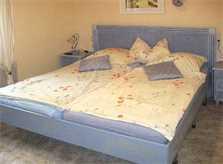 Schlafzimmer Ferienhaus Mallorca Nordküste PM 460