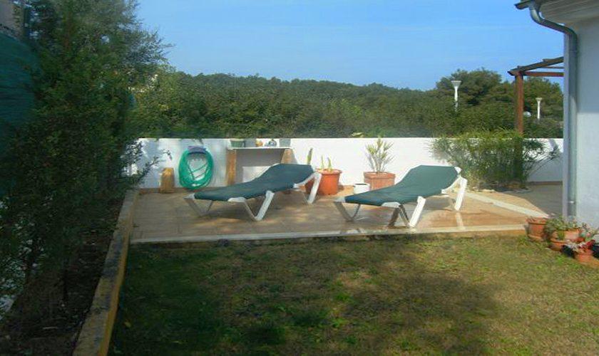 Garten Ferienhaus Mallorca Nordküste PM 466