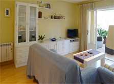 Wohnraum Ferienhaus Mallorca Nordküste PM 466