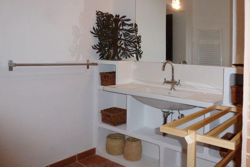 Badezimmer Ferienhaus Mallorca Ostküste PM 503