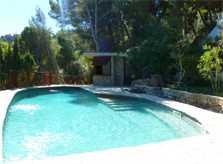 Poolblick Ferienvilla Mallorca PM 503