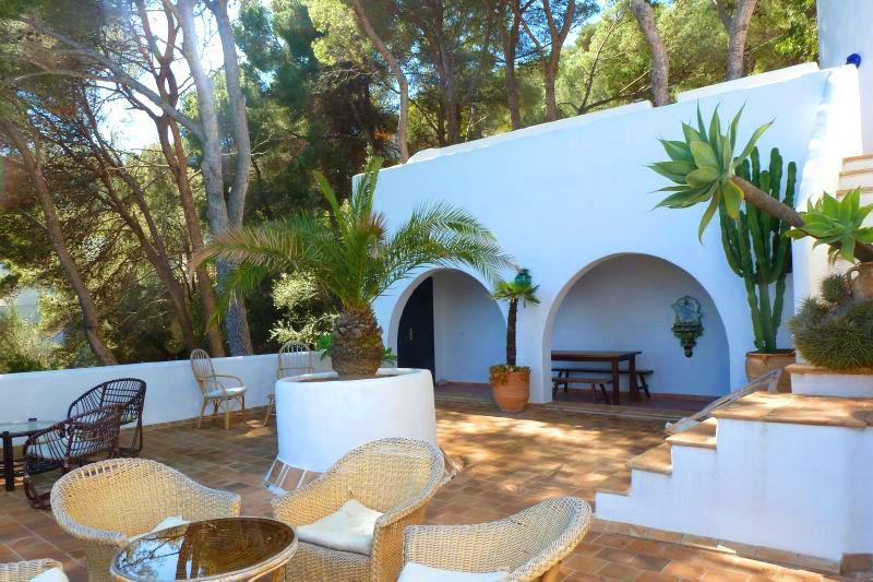 Terrasse Ferienvilla Mallorca PM 503
