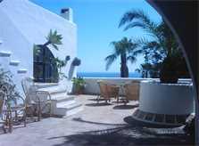 Terrasse und Meerblick Villa Mallorca PM 503