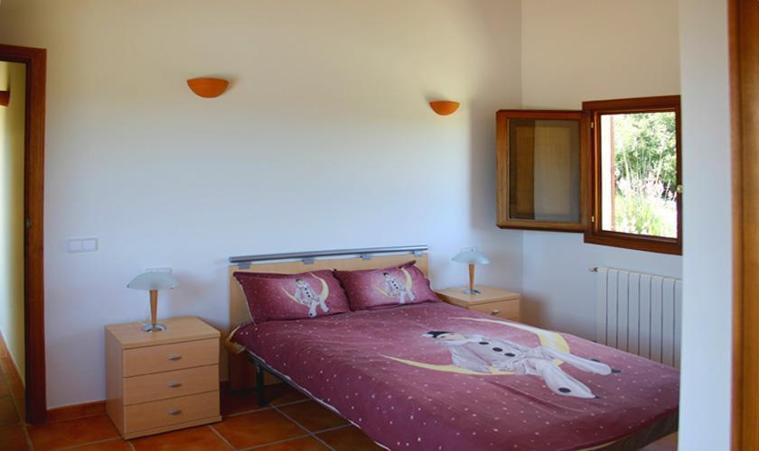 Schlafzimmer Finca Mallorca bei Arta PM 505