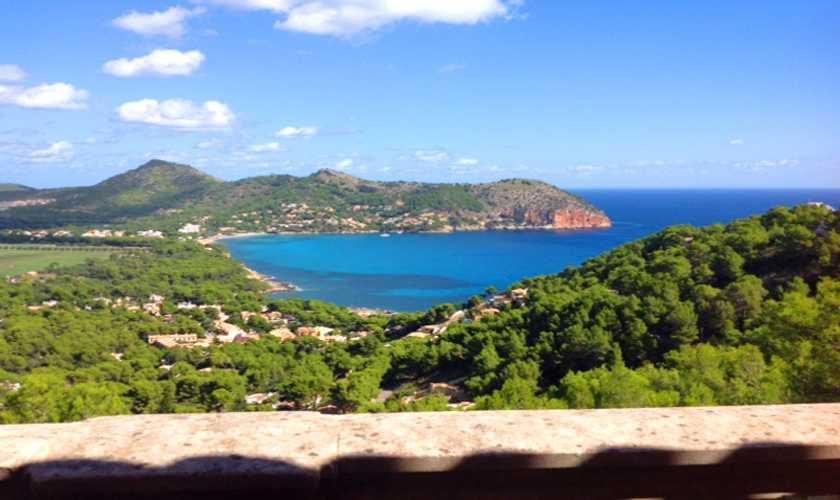 Meerblick Ferienhaus Mallorca Ostküste PM 506