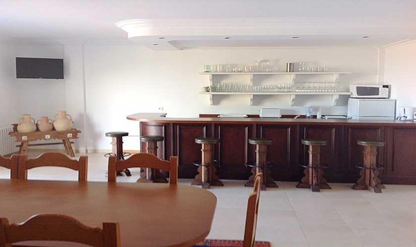 Theke Ferienhaus Mallorca Ostküste PM 506