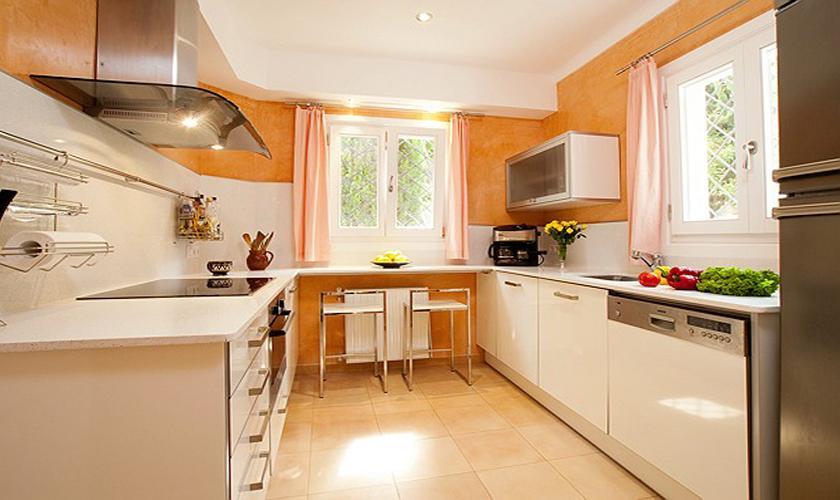 Küche Villa Mallorca Costa de Canyamel PM 507