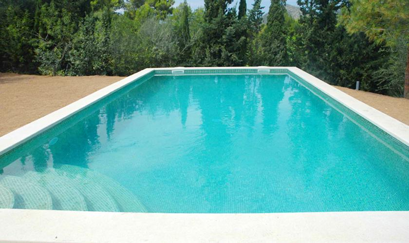 Pool Villa Mallorca Costa de Canyamel PM 507