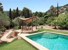 Pool und Terrasse Villa Mallorca Costa de Canyamel PM 507