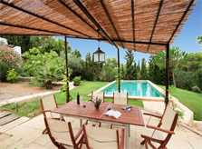 Poolterrasse Villa Mallorca Costa de Canyamel PM 507