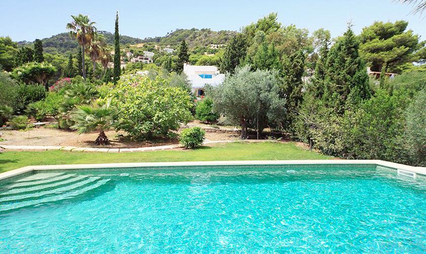 Pool und Villa Mallorca für 10 Personen PM 507