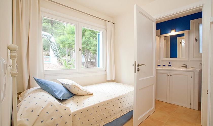 Schlafzimmer Villa Mallorca Costa de Canyamel PM 507