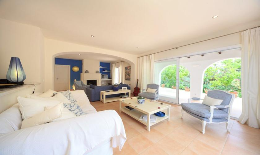 Wohnraum Villa Mallorca Costa de Canyamel PM 507