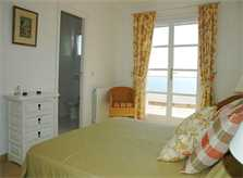 Schlafzimmer Ferienhaus Mallorca Meerblick PM 508