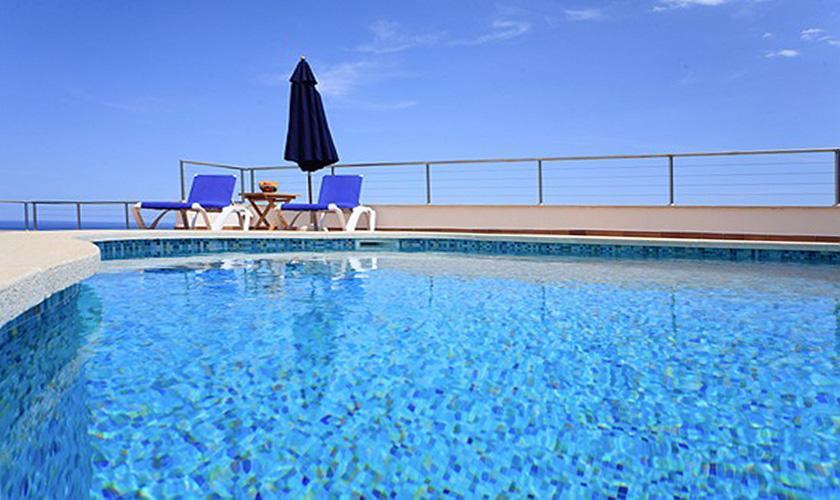 Pool und Meer Ferienhaus Mallora Ostküste PM 508