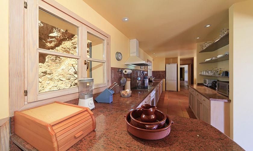 Ferienvilla Mallorca Ostküste für 10 Personen mit Meerblick und Pool!