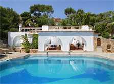 Pool und Ferienvilla Mallorca Ostküste PM 511