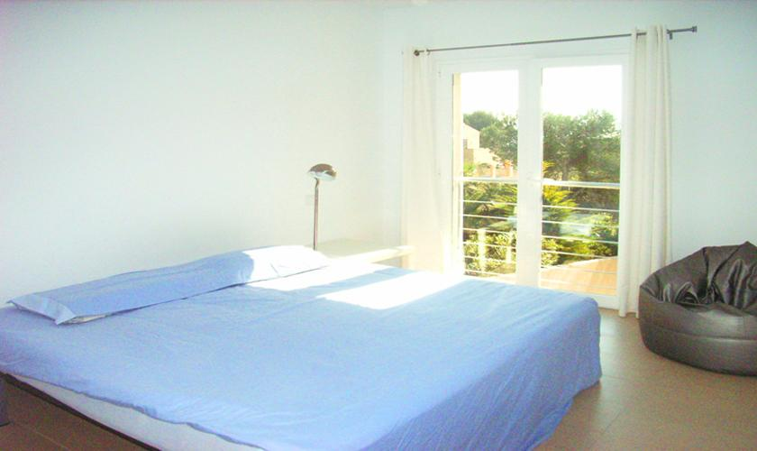 Schlafzimmer Ferienhaus Mallorca Nordostküste PM 512