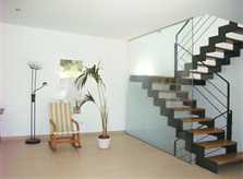 Treppe Ferienhaus Mallorca Font de Sa Cala PM 512
