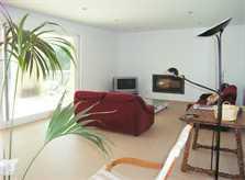 Wohnraum Ferienhaus Mallorca Font de Sa Cala PM 512