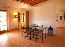 Essplatz 2 Finca Mallorca Nordosten für 6 Personen PM 5204
