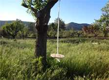 Schaukel Finca Mallorca Nordosten für 6 Personen PM 5204
