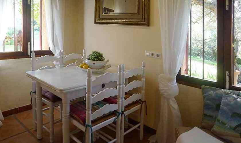 Esstisch Ferienfinca Mallorca Nordosten PM 5208