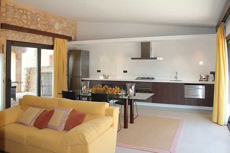 Appartement Küche Finca Mallorca PM 520