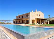 Pool und Ferienfinca Mallorca PM 520