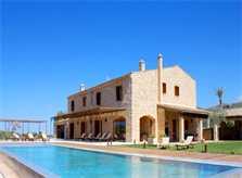 Pool und Finca Mallorca PM 520