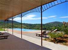 Poolblick Exklusive Finca Mallorca PM 520