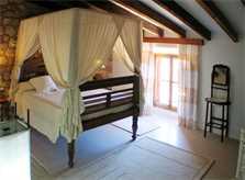 Schlafzimmer Ferienfinca Mallorca PM 520