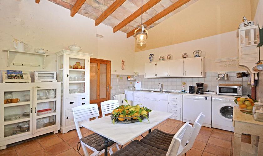 Küche Finca Mallorca PM 5235