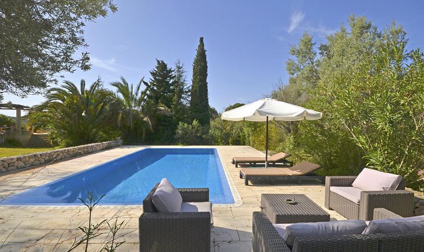 Pool der Finca Mallorca PM 5235