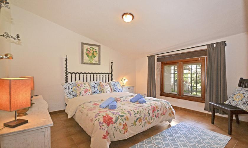 Schlafzimmer Finca Mallorca PM 5235